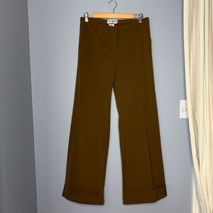 Vintage Dolce and Gabbana bell bottom trousers